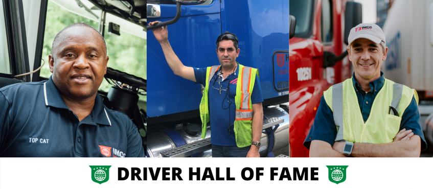 Introducing the IMC Companies Driver Hall of Fame Page!